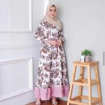 Baju Hijab Modis Tamara Dress
