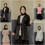 Baju Hijab Modis Valia Ring Tunik