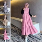 Baju Hijab Murah Sakura Dress