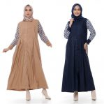 Busana Muslim Modern Habsyah Dress