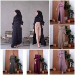 Jual Baju Hijab Dahlia Dress