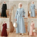 Jual Baju Muslim Lolita Dress