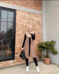 Baju Hijab Modis Linka Set