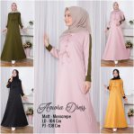 Baju Hijab Murah Amora Dress
