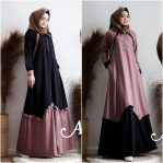 Baju Hijab Modern Azira Dress