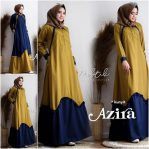 Baju Hijab Murah Azira Dress Mrc