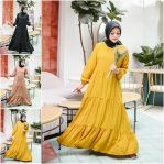 Baju Muslim Modis Amara Basix Dress