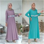 Baju Muslim Modis Jasmine Dress Vg