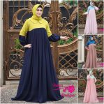 Jual Baju Muslim Runaya Dress