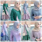 Jual Baju Muslim Yonna Dress