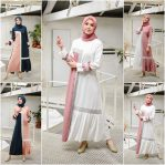 Pakaian Hijab Murah Mauza Dress