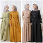 Pakaian Hijab Murah Marina Dress