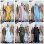 Baju Hijab Murah Simply Dress