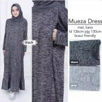 Baju Hijab Modern Mueza Dress