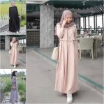 Baju Muslim Modern Kila Dress
