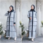 Baju Muslim Modern Lula Long Outher