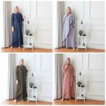 Baju Muslim Modern Sandra Dress