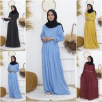 Busana Hijab Murah Cirla Dress