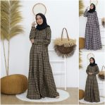 Grosir Baju Muslim Online Vinda Dress