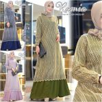 Jual Baju Hijab Rania Dress