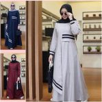 Jual Baju Muslim Sarenada Dress Vol 2