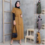 Jual Baju Muslim Wilona Dress