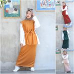 Baju Hijab Modern Seril Set