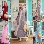 Baju Hijab Modis New Lula Long Outer