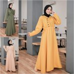 Baju Hijab Murah Carola Dress