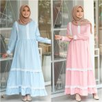 Baju Hijab Terbaru Shafaa Dress