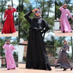Pakaian Hijab Murah Giona Dress