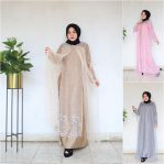 Baju Hijab Modern Putiq Pearl Dress