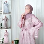 Baju Hijab Modis Dilgana Dress