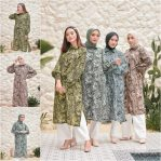 Busana Muslim Modern Ropper Long Slit Tunik