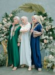 Pakaian Hijab Murah Drenaya Bordier Dress