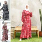 Pakaian Hijab Murah Resa Dress