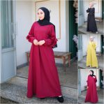 Baju Hijab Murah Isyara Dress