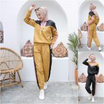 Baju Muslim Modis Queena Sporty Set