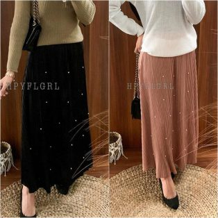 Busana Muslim Modern Early Skirt
