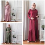 Jual Baju Hijab Emily Dress