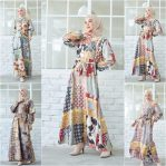 Jual Baju Hijab Luxury Dress