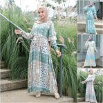 Pakaian Hijab Murah Abira Dress