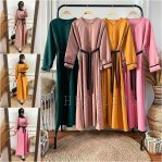 Jual Baju Muslim Qivara Dress