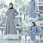 Baju Muslim Modis Resty Dress